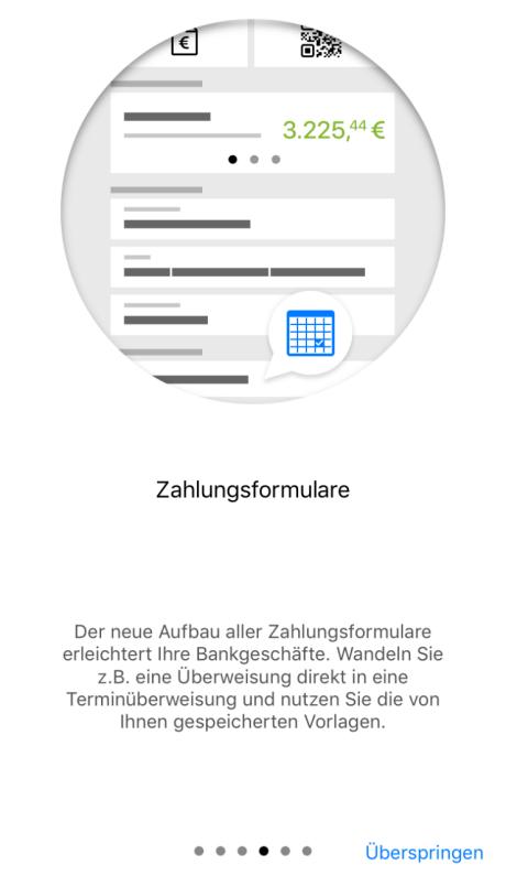 Ios Anleitung Fur Die Einrichtung Der Sparkassen App Sparkasse Langen Seligenstadt